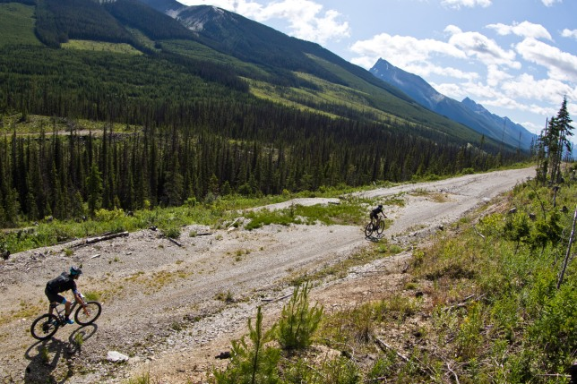 2019 Transrockies Classic/Stage 4/Nipika to Whiteswan
